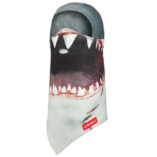 Airhole DWR Drytech Balaclava - shark M/L