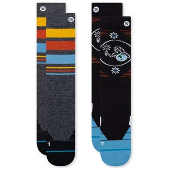Stance Snow Herridge 2 Pack Socken - multi L