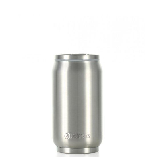 Les Artistes Pull Canit 280 ml Trinkflasche - silverstar