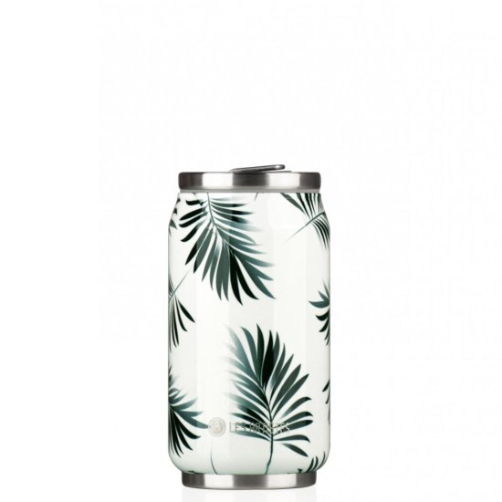 Les Artistes Pull Can'it 280 ml Trinkflasche - seychelles