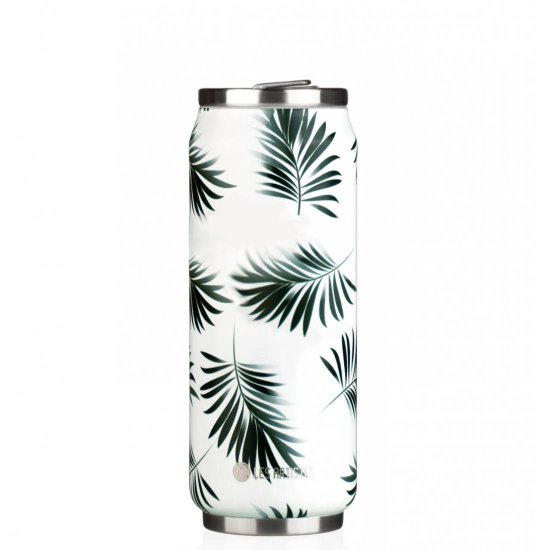 Les Artistes Pull Can'it 500 ml Trinkflasche - seychelles