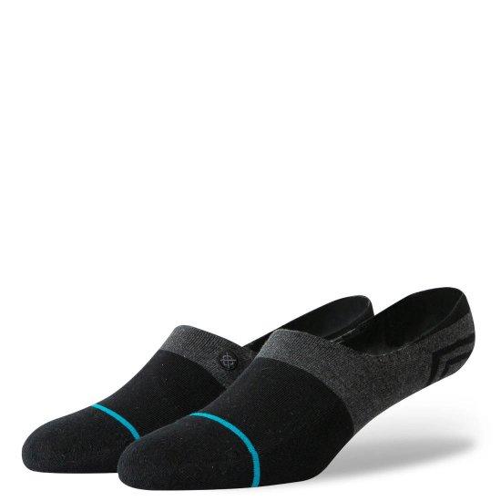 Stance Staple Gamut 2 Low Socken - black