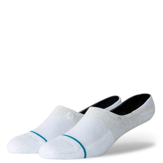 Stance Staple Gamut 2 Low Socken - white