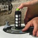 Silent Air Remover für dein SUP - black