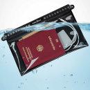 Fidlock Hermetic Dry Bag Multi - trans/ trans/ black