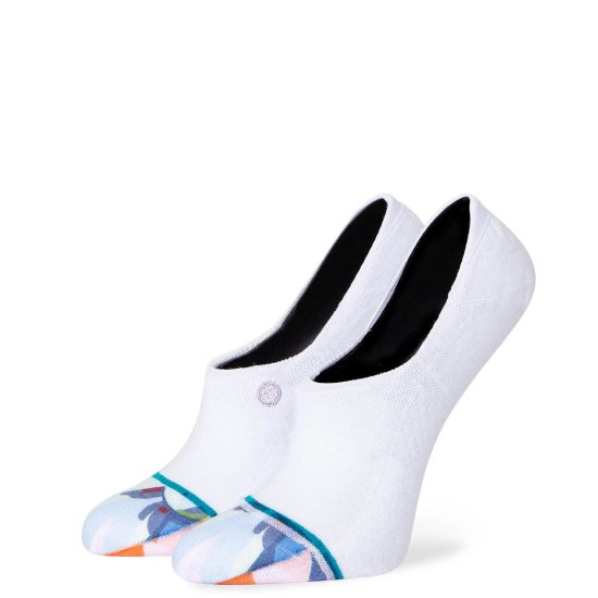 Stance Consistent Low Socken - white