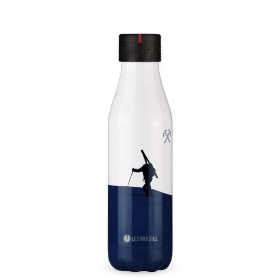 Les Artistes BottleUp 500 ml Trinkflasche - snow bril