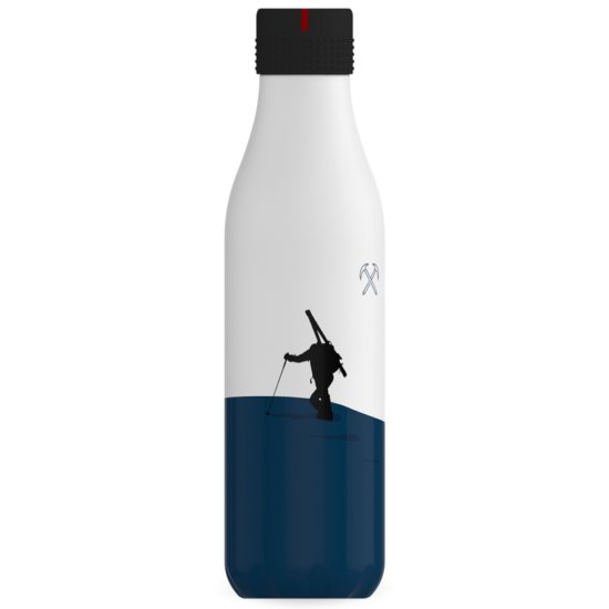 Les Artistes Bottle'Up 750 ml Trinkflasche - snow bril
