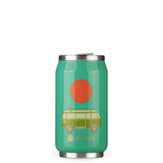 Les Artistes Pull Can'it 280 ml Trinkflasche - west coast bril