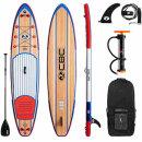 CBC 11`0`` Nautic Inflatable SUP Pack+