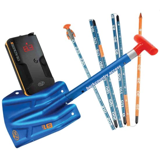 BCA T3 Avalanche Rescue Package Set