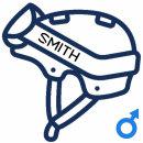 SMITH Herrenhelm & Brille im Set kaufen und 10% sparen