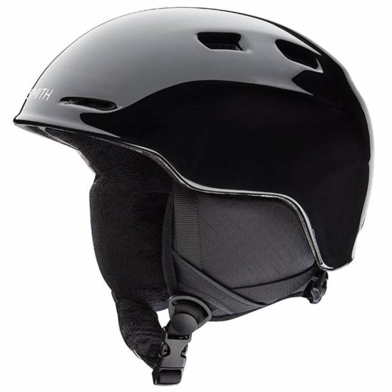 Smith Zoom JR Kinderhelm black