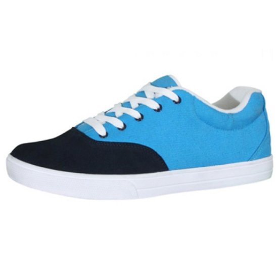 Sykum Basic Sneaker blue/ navy