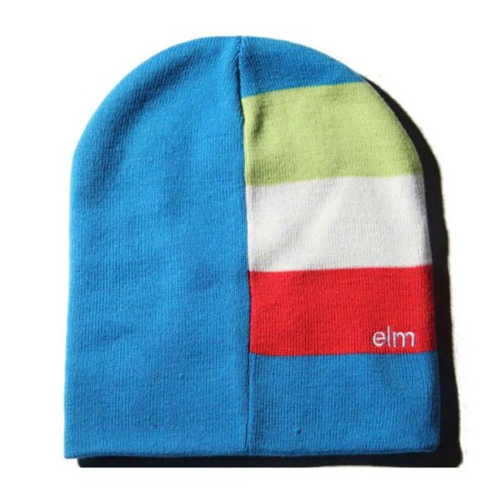 Elm Legion beanie brilliant blue