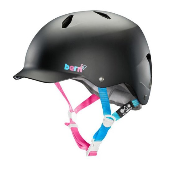 Bern Bandita jun. EPS Skatehelm black