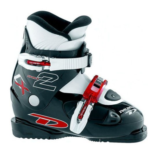 Dalbello CX2 junior Skischuh black/ black 205