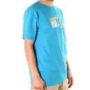 Light T-Shirt C2 Electric Blue M