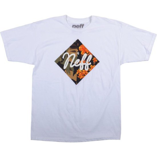 Neff Commando Tee white XL