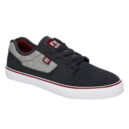 DC shoes Tonik Sneaker grey/ grey 40