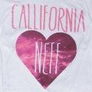 Neff Liz Tee white M