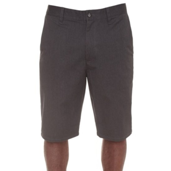 Volcom Frickin Modern Stretch Short charcoal