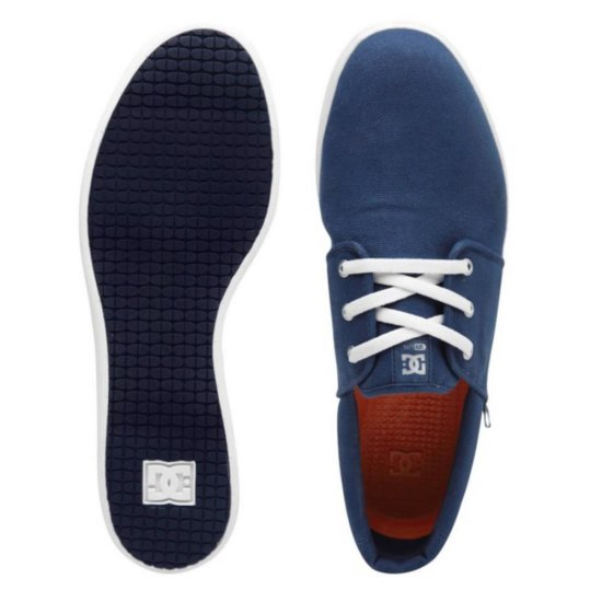 DC shoes Haven Sneaker navy 39
