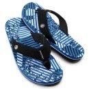 Volcom Fraction Sandal - blue