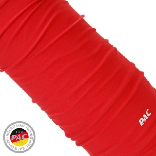 P.A.C. Original Multifunktionstuch - red
