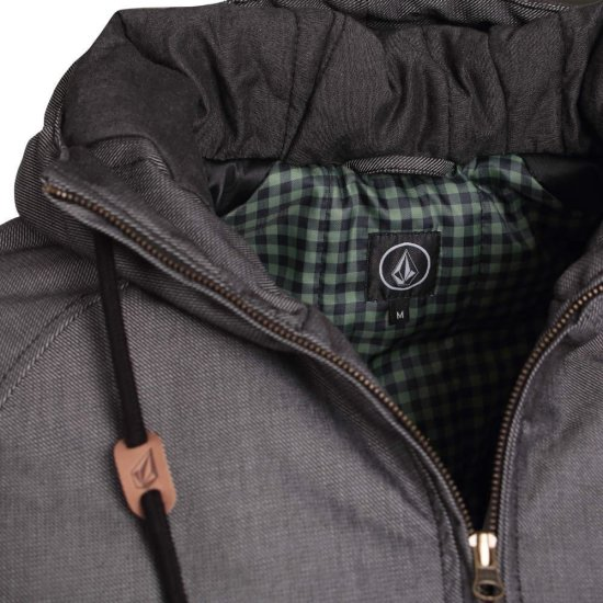 Volcom Nomve II - Jacket - grey