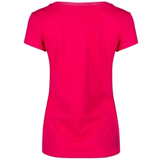 Bench Splatter T-shirt cerise S