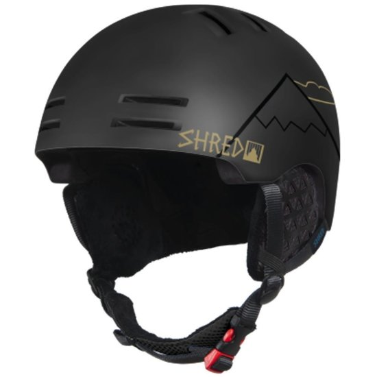 Shred Slap Cap Whyweshred Snowhelm black
