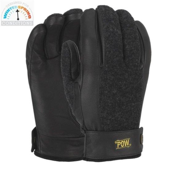 POW Knowlton TT glove black Handschuh