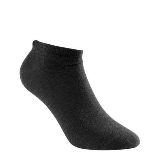 Woolpower Shoe Liner Socken black