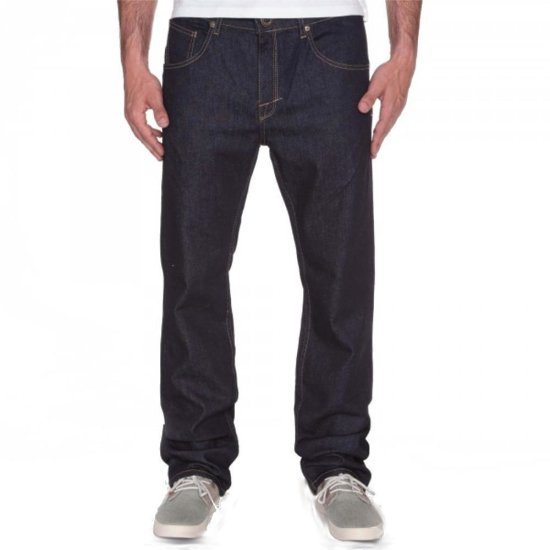 Volcom Wellthing Jeans Hose rinse