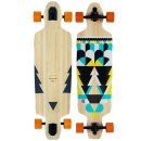 Goldcoast Process 38 complete Longboard