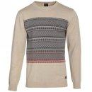 Volcom Watson Crew Sweater heather drill khaki XL