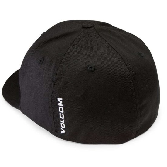 Volcom Full Stone Xfit Hat - black