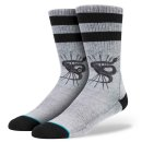 Stance Blue Threads Socken - grey