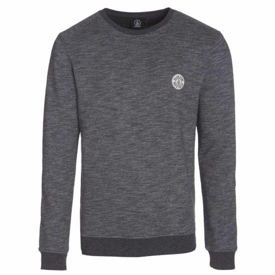 Volcom Stockpile Crew Sweatshirt black S