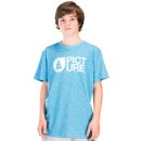 Picture Basement Start Tshirt - blue
