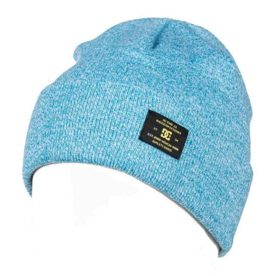 DC shoes Label Beanie - faience solid