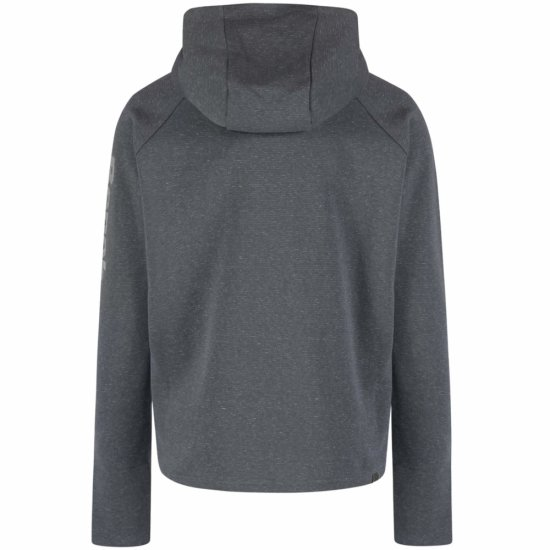 Bench Highlight Zip Thru - anthracite marl L
