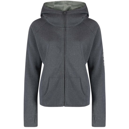 Bench Highlight Zip Thru - anthracite marl M