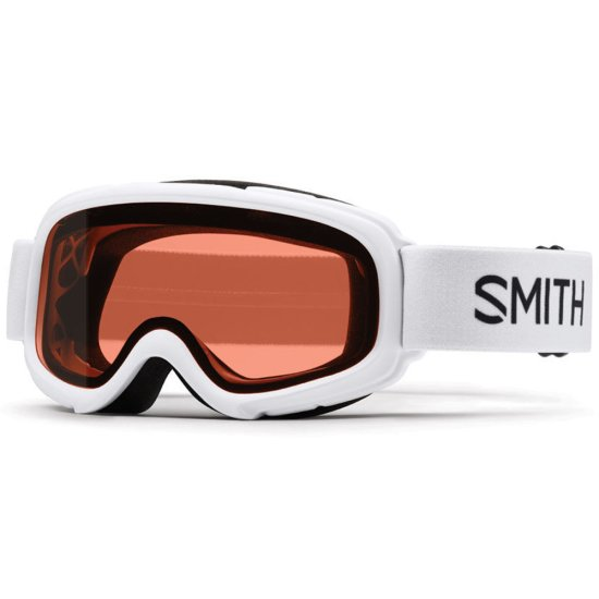 Smith Gambler Kids Goggle - white