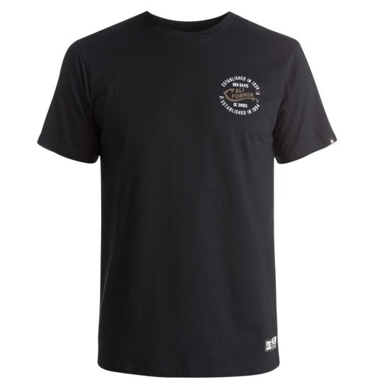 DC shoes Califorya SS T-Shirt - black S