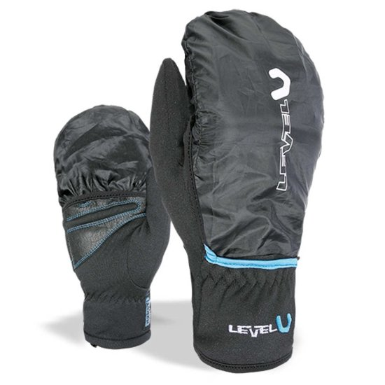 Level Trail Polartec i-Touch Glove black
