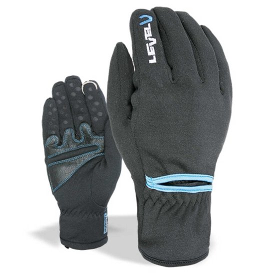 Level Trail Polartec i-Touch Glove black L