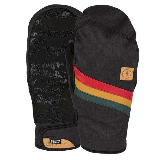 POW Zero Mitt glove Rasta Handschuh S