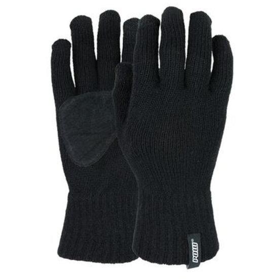 POW Knit TT glove black Handschuh L
